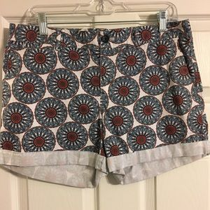 Banana Republic Shorts Size 8